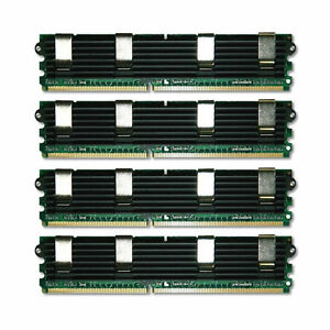 8GB (4x2GB) DDR2 800MHz FBDIMM Apple Mac Pro Quad 2.8GHz