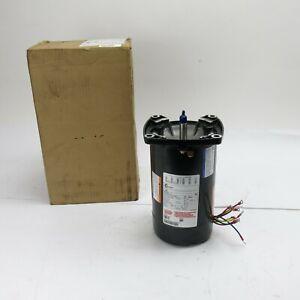 Century Q3072 Pool Pump Motor, Ball Bearing, 3450 RPM, 3/4HP New