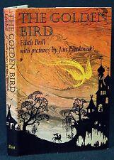 THE GOLDEN BIRD by Edith Brill Illustrated by Jan Pienkowski 1970 1st/1st HBDJ