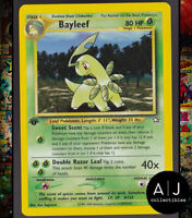 Bayleef 29/111 1st Edition Neo Genesis Set Non-Holo WOTC Pokemon Card TCG NM/MT