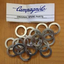 """NOS Campagnolo Super Record Alloy Headset Lock Washer Spacer French for 1"""" HS"""