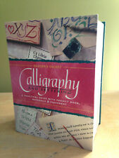 New! Reader's Digest Calligraphy Lettering Project Book Materials Equipment Set