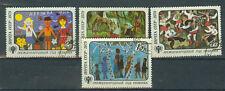 Russland Briefmarken 1979 Kinderzeichnungen Mi.Nr.4878-81