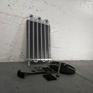 "1968-74 Chevy Nova 6-Row 13"" Transmission Trans Oil Cooler v8 gm ls ss 350 327"