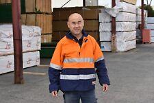 Huski Explorer - Safety Wear Jacket - High Vis - Reduced Price Limited Stock