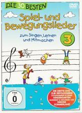 Die 30 Besten Spiel-Und Bewegungslieder 3-DVD von Karsten Glück, Simone Sommerland & Die Kita-Frösche (2015)