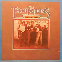 THE TEMPTATIONS HOUSE PARTY LP 1975 ORIGINAL PRESS GREAT CONDITION! VG++/VG+!!