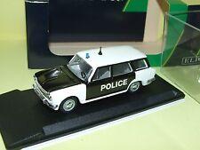 SIMCA 1500 POLICE ELIGOR 100761 1:43