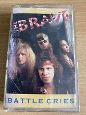 The Brave Cassette Battle Cries