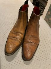 Jeffery West Marriot Boots - 8 - goodyear Welted