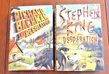 Desperation by Stephen King and The Regulators by Richard Bachman (FED)