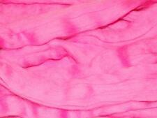 Lana Merino Rosa Tinti fibra Roving/Tops - 50g-Bagnato Feltratura ad Ago A Maglia
