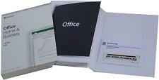 MS Office Home & Business 2019   Box   Vollversion   Dauerlizenz   1 PC/Mac   ML
