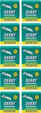 1000 Derby Professional Single Edge Razor Blades
