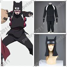 Naruto Kankuro Children Adult Cosplay Costume Halloween Mens