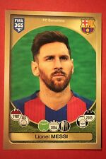 PANINI FIFA 365 - 2017 N. 71 MESSI FC BARCELONA TOP MINT !