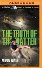 The Homelanders: The Truth of the Matter 3 by Andrew Klavan (2015, MP3 CD,...