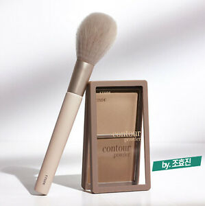 ETUDE Contour Power Shadow Shading 5g*2 + brush By Hyojin Cho 2021NEW K-Beauty