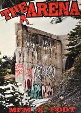 THE ARENA DVD Snowboard Video MFM & FODT Movie