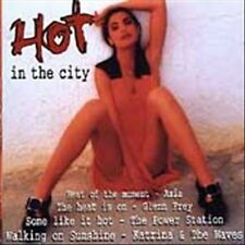 Hot In The City - Billy Idol, Saxon, Go West, EMF, Glenn Frey (REF BOX C2)