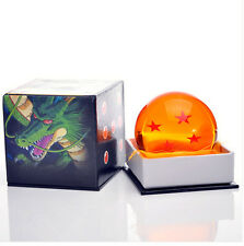 Anime Dragon Ball Z Crystal Ball Four 4 Stars New in Gift Box Diameter 7.5cm