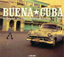 Buena Cuba 2 CD Cubanos Cuban Music - New & Sealed