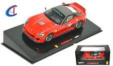M0154 HOT WHEELS ELITE 1:43 - Ferrari F599XX #3 Rosso Red - Ltd.Ed.