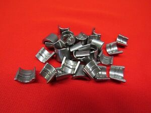 NEW 1949-59 Ford valve lock keys Complete set flathead    7HA-6518
