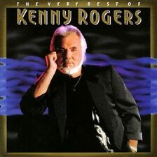 KENNY ROGERS: THE VERY BEST OF CD GREATEST HITS / NEW