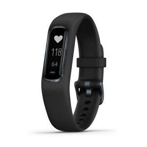 Decathlon Australia - Garmin Vivosmart 4 Activity Tracker Black