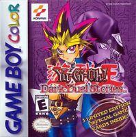 Yu-Gi-Oh Dark Duel Stories - Game Boy Color