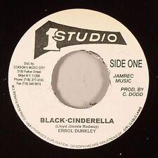 ERROL DUNKLEY - BLACK CINDERELLA (STUDIO 1) 1972