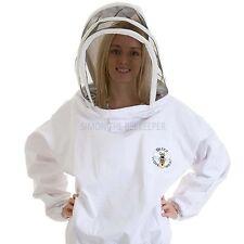 Buzz -  Vareuse/ Veste/Tunique pour apiculteur (voile de protection) - MEDIUM
