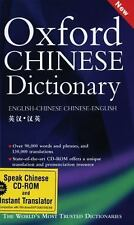 Oxford Chinese Dictionary and Talking Chinese Dictionary and Instant-ExLibrary