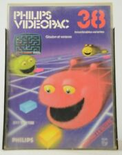 Philips Videopac Game / jeu - N° 38 - Munchkin - Complete with Box