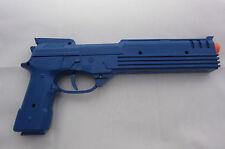 ROBOCOP Toy Gun Model Prop 1987 Movie Auto-9 OmniCorp Pistol Plastic Makes Sound