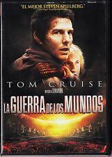 Steven Spielberg: LA GUERRA DE LOS MUNDOS con Tom Cruise, Dakota Fanning...