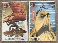 2X Spider-Man / Deadpool #1.MU (Monsters Unleashed) Standard & QuogGwen Cover