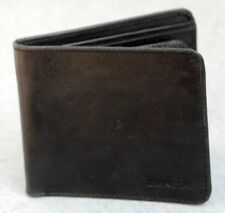 Genuine Leather Mens/Gents Wallet Luxury Soft Leather Card Holder Wallet-59