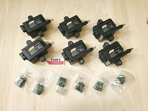 (6) AEM 30-2853 High Output IGBT Inductive Smart Ignition Coil Pair, set of 6