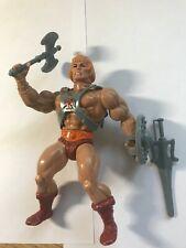 1980s MOTU HE MAN figure