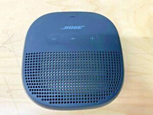 Genuine BOSE SoundLink Micro Speaker RUBBER SKIN ONLY **READ** Black