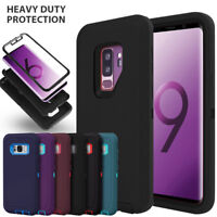 Galaxy Note 9 S9 S8 Plus S7 Case Shockproof Armor Heavy Duty Cover for Samsung