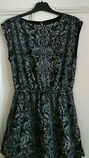 H&M Animal Print Round Neck Casual Dresses for Women