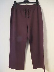 KEILBACH ° Jogginghose Gr. XL / 48 braun Damen Curvy-Mode Kleidung Freizeit-Hose