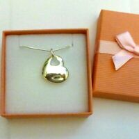 Bridal Bridesmaid Flower Girl Necklace Gift in Box Wedding favour version 6