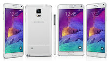 Samsung Galaxy Note 4 SM-N910T  32GB - AT&T Unlocked White 7/10
