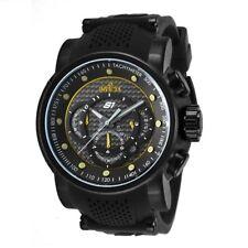 Invicta 19324 S1 Rally Chronograph Black Carbon Fiber Dial Men's Watch