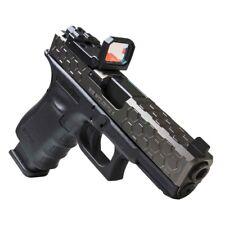 NcStar VDFLIPGLO Flip Dot reflex Red Dot Sight fits Glock MOS Pistols