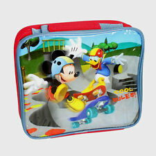 DISNEY Sac à gouter rouge lunch bag MICKEY & DONALD Neuf
